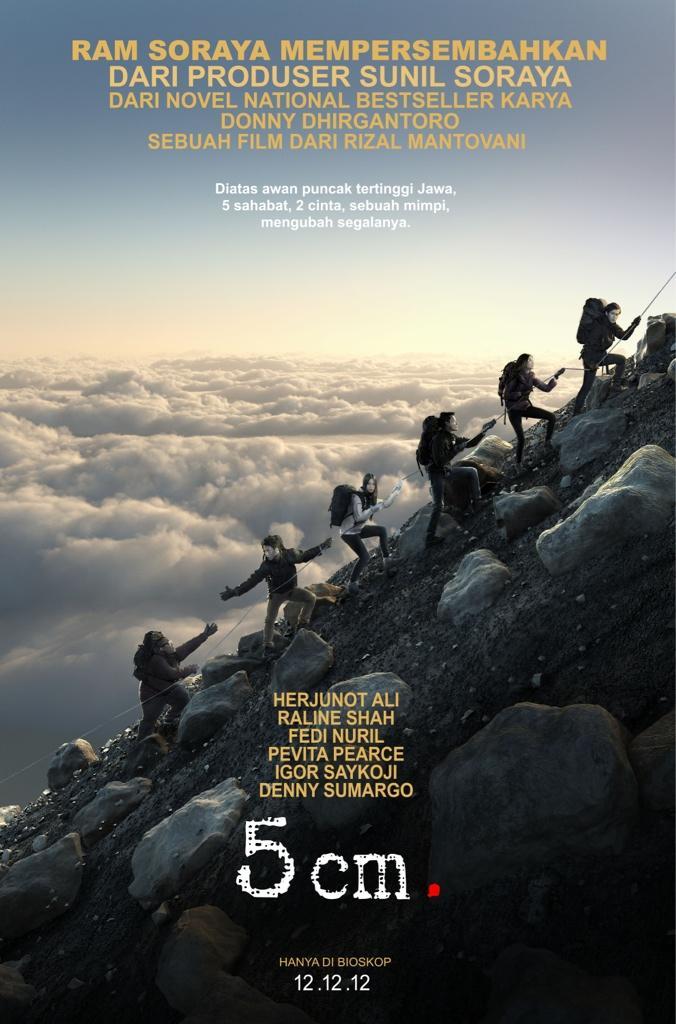 Kata-kata 5 Cm : kata-kata, Shall, Start?:, [MOVIE, REVIEW], (2012)