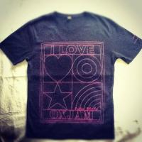 SIR PETER BLAKE EXCLUSIVE T-SHIRT FOR OXJAM 2012