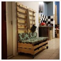 Coat Rack With Shoe Rack - Tradingbasis