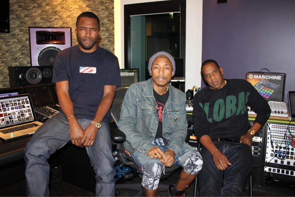 Pharrell Williams on Twitter Yessur in the studio with