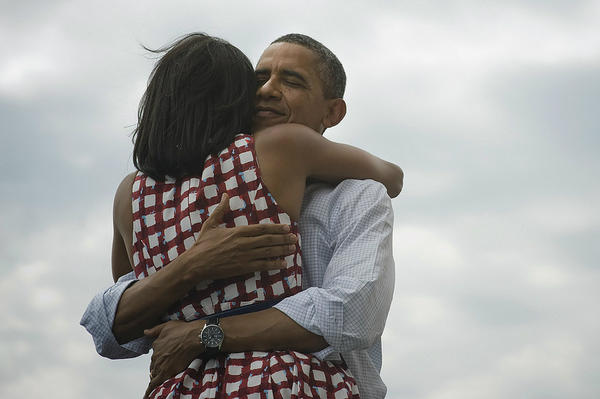 Photo - Obama's Victory Tweet Most Popular Ever