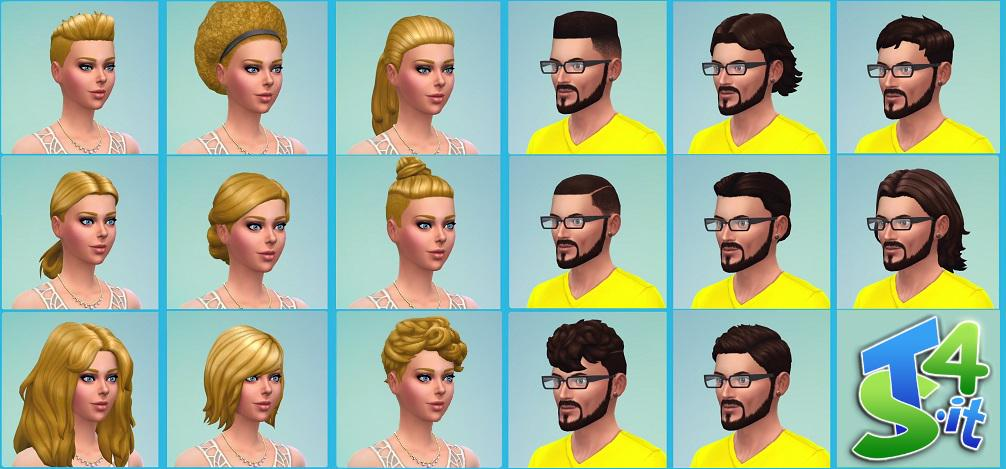 Get To Work Hairstyles — The Sims Forums