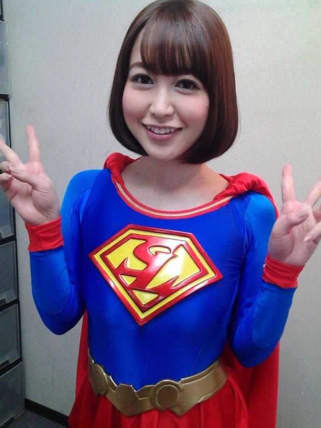 Giga Co Ltd World On Twitter Director Minooru Finished Filming The Superlady Trilogy T Co Xcfgcj0qlp Superlady Superheroine Supergirl