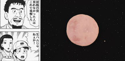 test ツイッターメディア - おら。皆既月食だぞ。 喜べよ。 https://t.co/zde95JGkCi
