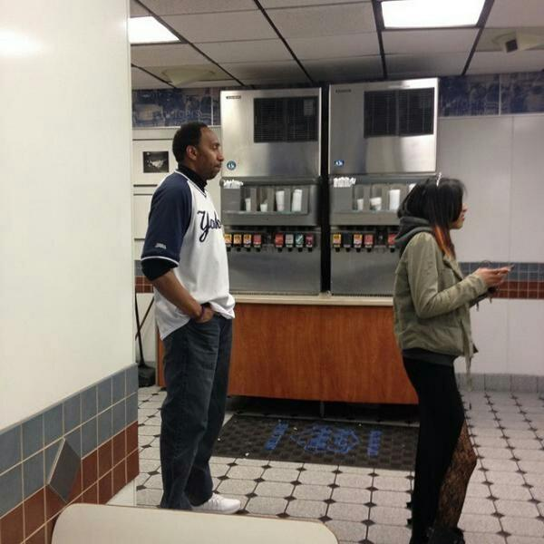 Image result for stephen a smith white castle