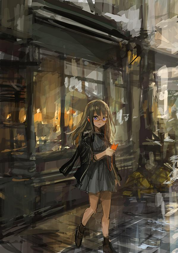 Epic Girl With Gun Wallpaper Lm7 On Twitter Quot 昨日のキャラを描こうとした Http T Co Jvbuxxxuos Quot