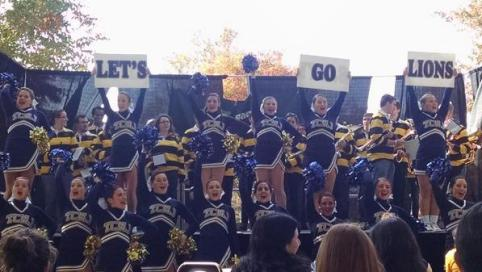 Image result for tcnj homecoming