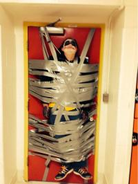Halloween Office Door Decorating Contest Ideas Style ...