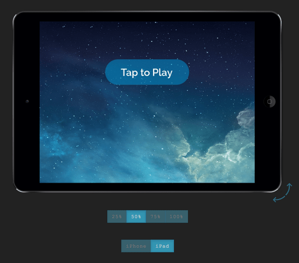 """Appetize.io on Twitter: """"Announcing support for iPad, device ..."""