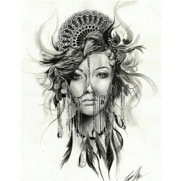 Sick Twisted Art Tattoo