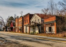"""Abandoned In Va. Twitter """"union Level Ghost Town"""