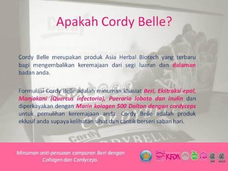 cordy belle