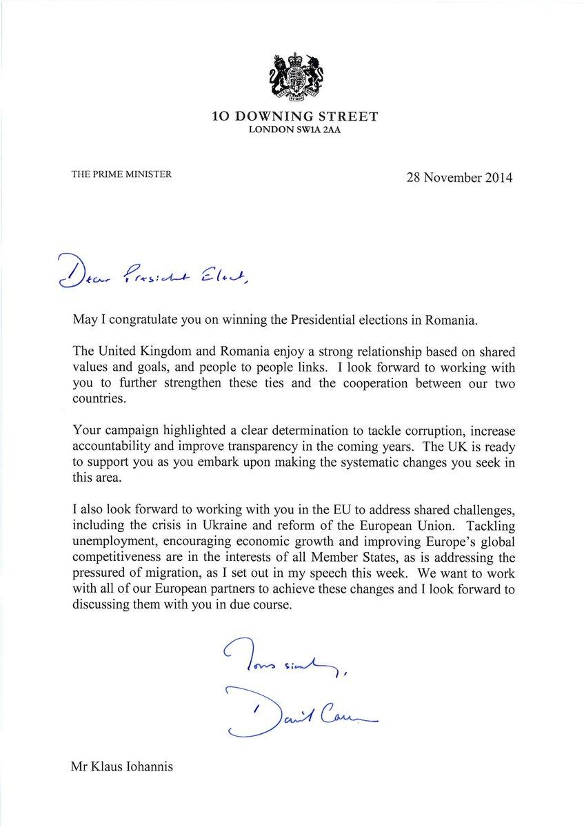 "UK Embassy Bucharest On Twitter ""Warm Congratulations"