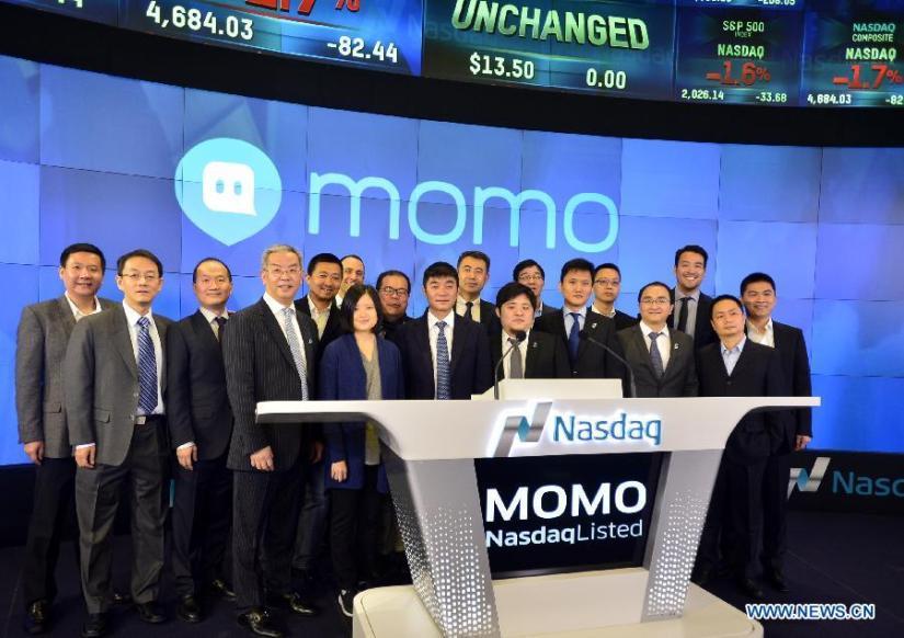 When Should You Buy Momo Inc (ADR) (NYSE: MOMO)?