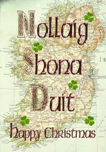 a chairde wedding chair cover hire lincoln irishcentral on twitter nollaig shona daoibh go leir 3 38 pm 24 dec 2014