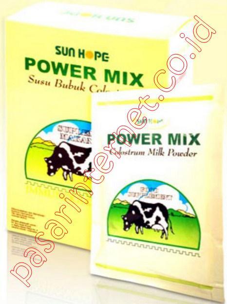 Sunhope Power Mix