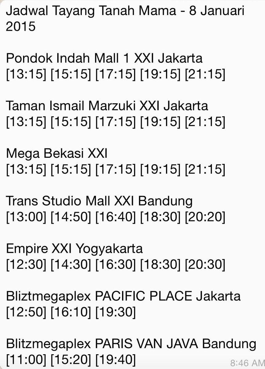 Jadwal Blitzmegaplex Bandung : jadwal, blitzmegaplex, bandung, Anwar, Twitter:,