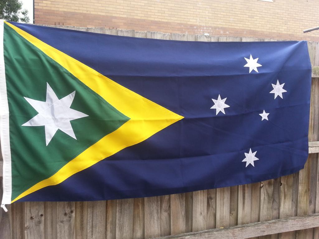 New Australian Flag newausflag  Twitter