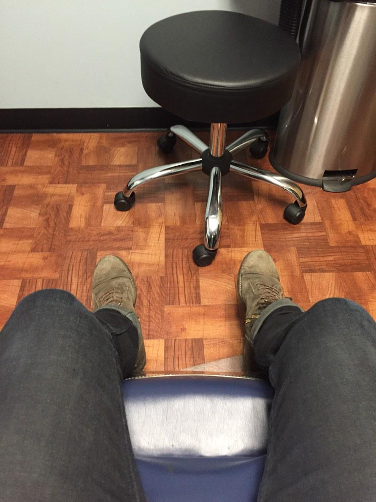 Brendon Urie on Twitter Why the doctors office gotta