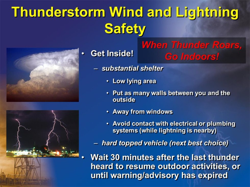 """NWS Atlanta on Twitter: """"Some safety tips for #thunderstorm wind and  lightning. #swpw http://t.co/EEJOXlMo33"""""""