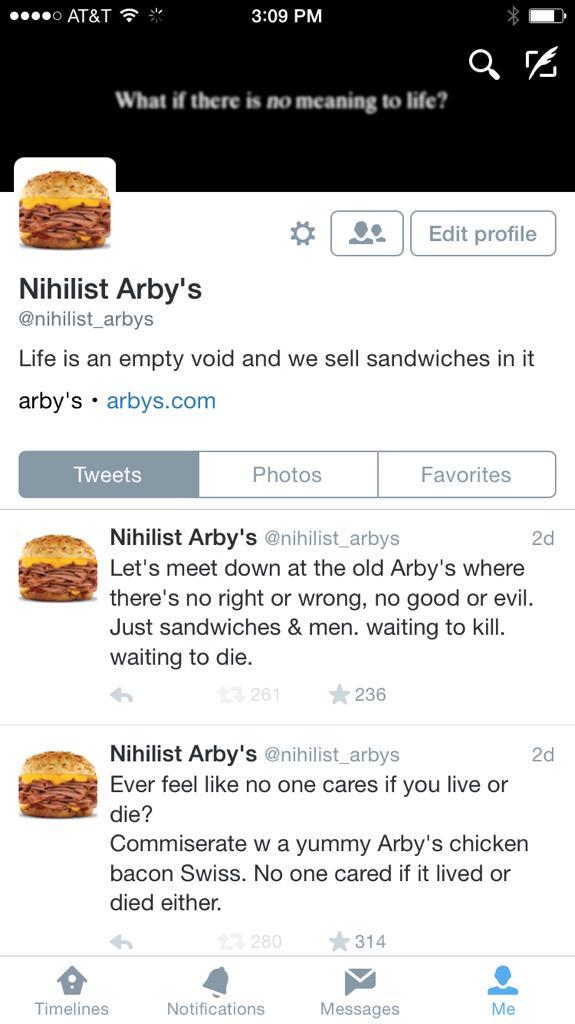 nihilist arbys redux nihilistarbys