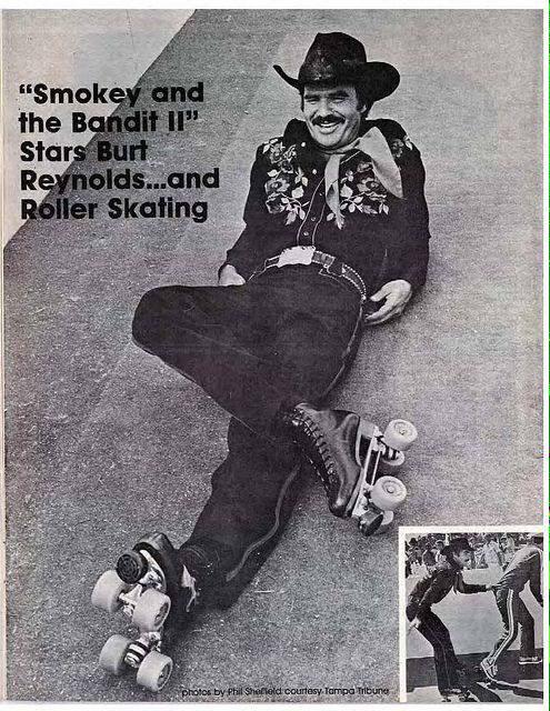 Burt Reynolds Birthday Card