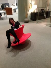 """Herman Miller on Twitter: """"Awesome! RT @vmw0020: Got to ..."""