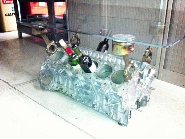 Alex Riveiro on Twitter Se vende mesa motor V12  Para