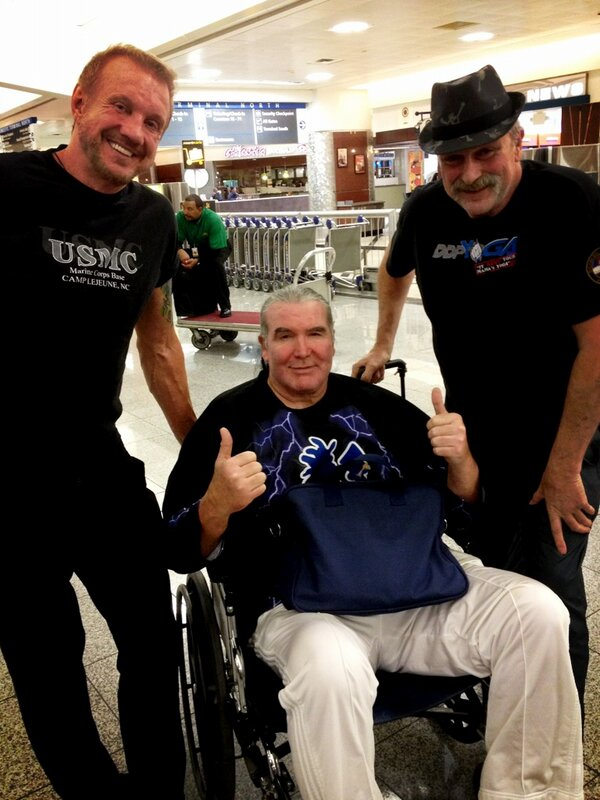 Jake DDP and Scott Hall  SquaredCircle