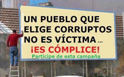 Resultado de imagen de Se premia a los corruptos!!!!