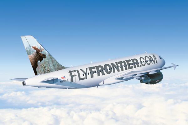 Resultado de imagen para FlyFrontier