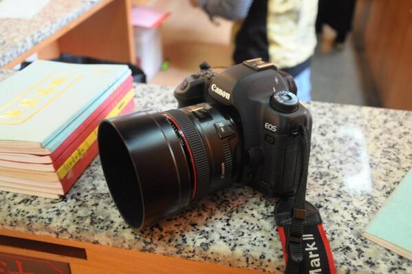 矛盾大作戰──Nikon VS Canon