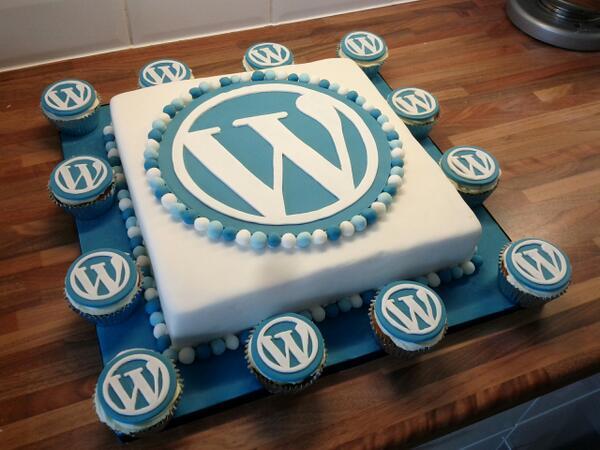 wordpress cumple 10 años