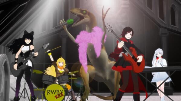 Gravity Falls Best Wallpaper Monty Oum On Twitter Quot Team Rwby Finally Together And