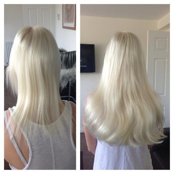 Monofibre Hair Extensions Berkshire Zieview