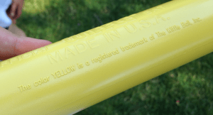 Wiffle Ball Trademarked The Color Yellow!