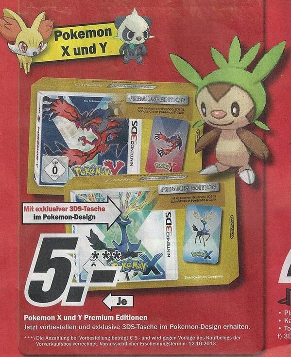 Pokémon XY Sammelthema Release 12 10 Updated 12 10 16 03