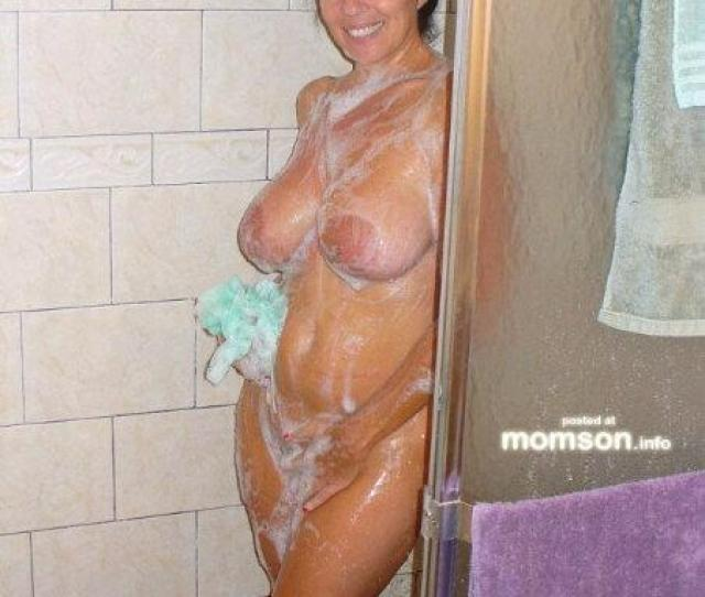 My Mommy In The Shower Nude