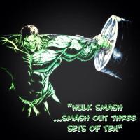 hulk in gym | anotherhackedlife.com