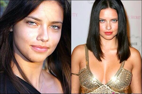 "Sans Maquillage on Twitter: ""ADRIANA LIMA SANS MAQUILLAGE ! //t"