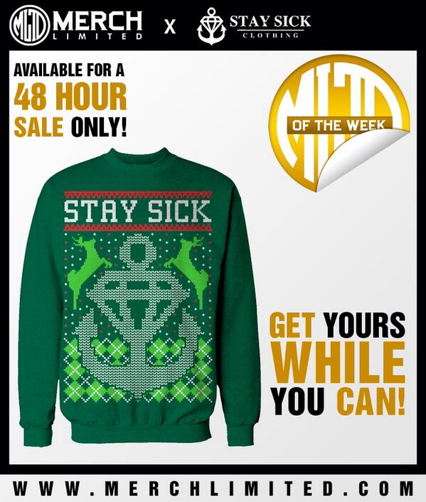 stay sick threads on