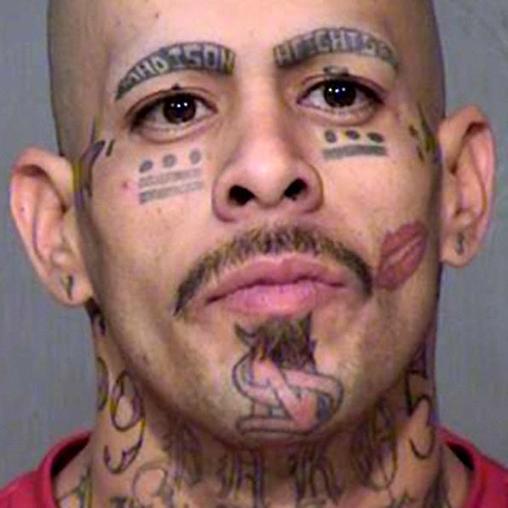 Bueno Mala Y Feo On Twitter Tatuajes De 3 Puntos En Los Ojos De