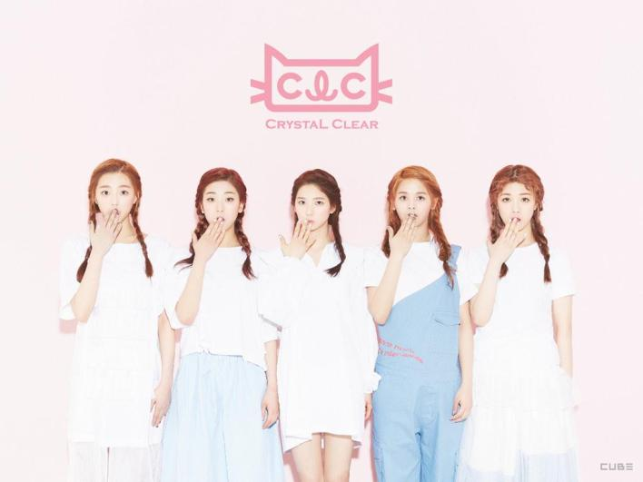 Image result for clc debut site:twitter.com