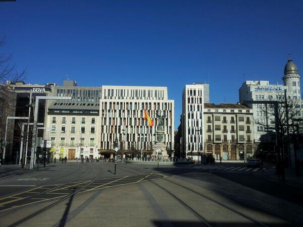 Plaza de España - Zaragoza