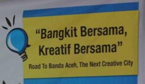 acara Banda Aceh Kreatif