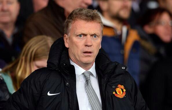 Moyes' look just about summed it up