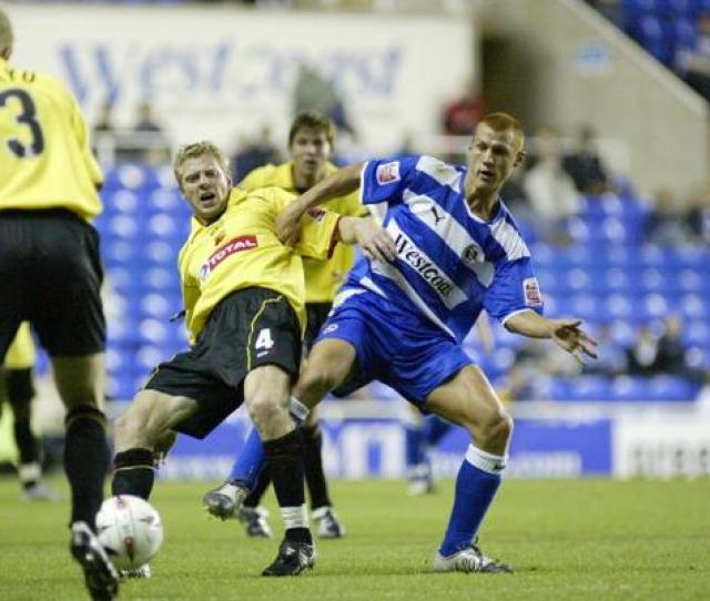 Reading Fc On Twitter Brynjar Gunnarsson And Sjsidwell In Action On Opposite Sides In 2004 T Co Rwdiuuwh1e