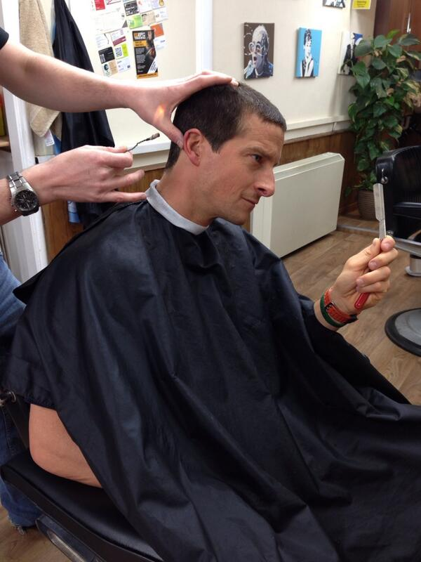 "Bear Grylls On Twitter ""Grade 6 Trim Cut Throat Shave And"