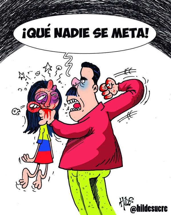Resultado de imagen para Caricatura de Maduro