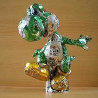 Recycled Art - Tin Can Sculptures - Westside Environmental